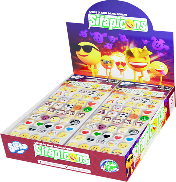 Sifap-ICONS BOX