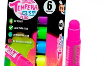 TEMPERA SOLIDA FLUO